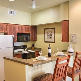 WorldMark Clear Lake Kitchen