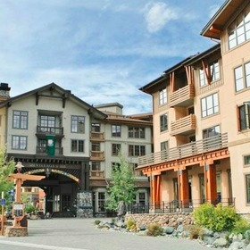Red Wolf Lodge at Squaw Valley Exterior