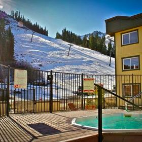 Red Wolf Lodge at Squaw Valley Hot Tub