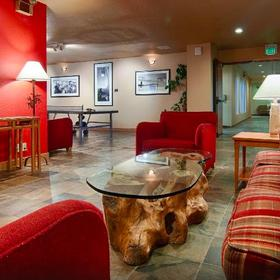 Squaw Valley Lodge Lobby