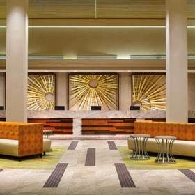 Marriott's Desert Springs Villas Lobby