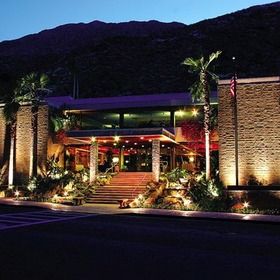 Palm Springs Tennis Club Exterior