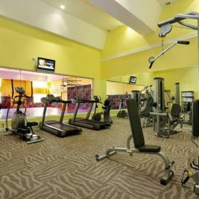 Palm Canyon Resort and Spa Fitness Center