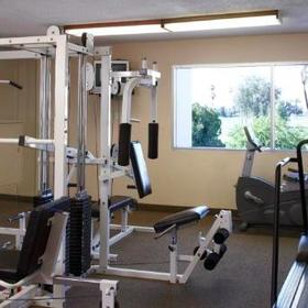 The Plaza Resort & Spa Fitness Center