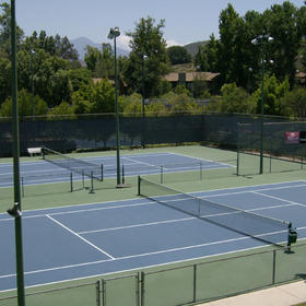 San Diego Country Estates Tennis Courts