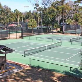 Port O'Call Tennis Courts