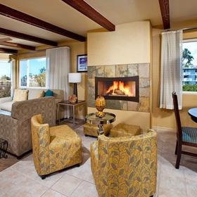 Four Seasons Pacifica Living Area