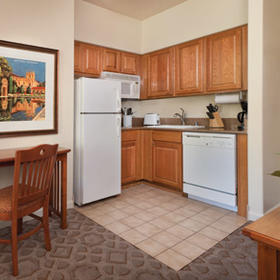 WorldMark San Diego - Balboa Park Kitchen