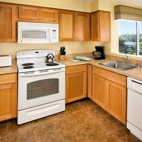 WorldMark San Diego - Mission Valley Kitchen