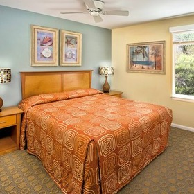 WorldMark San Diego - Mission Valley Bedroom