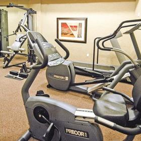 WorldMark San Francisco Fitness Center