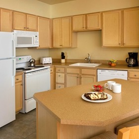 WorldMark Solvang Kitchen