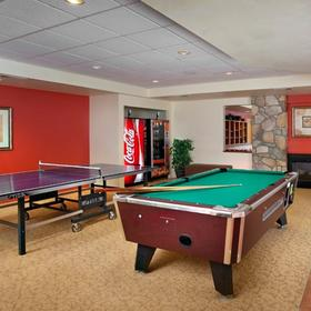 WorldMark Solvang Game Room