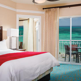 Marriott's Aruba Surf Club Bedroom