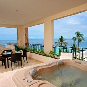 Garza Blanca Preserve Resort & Spa Balcony