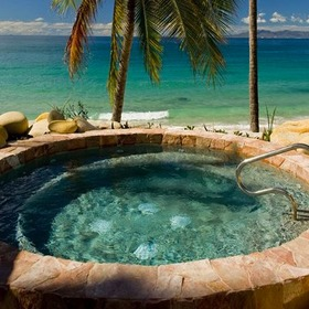 Garza Blanca Preserve Resort & Spa Whirlpool Hot Tub