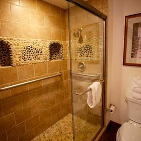 The Stardust Lodge Bathroom