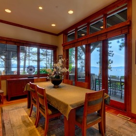 Sierra Shores Dining Area