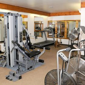 Lake Forest Resort and Club Fitness Center