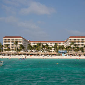 Marriott's Aruba Ocean Club Exterior