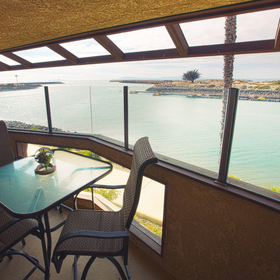 Harbortown Point Marina Resort & Club Balcony