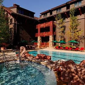 The Ritz-Carlton Club, Aspen Highlands Pool and Hot Tub
