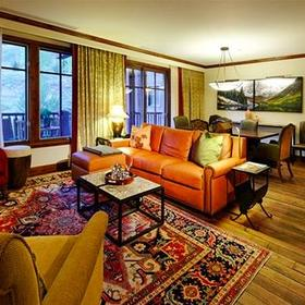 The Ritz-Carlton Club, Aspen Highlands Living Area
