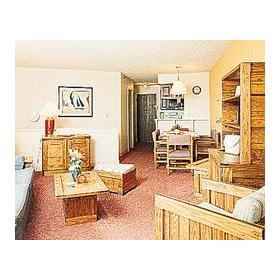 Samoset Resort - Unit Living Area