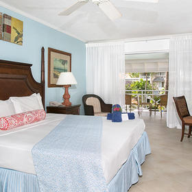 The Club Barbados Resort & Spa Bedroom