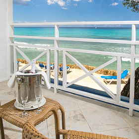 The Club Barbados Resort & Spa Balcony