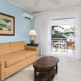 The Club Barbados Resort & Spa Living Area