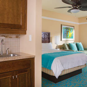 Marriott's Aruba Surf Club Studio Unit