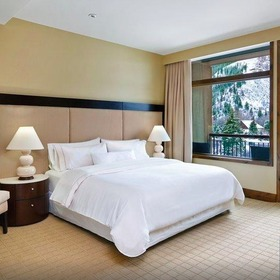 The Westin Riverfront Resort & Spa Bedroom