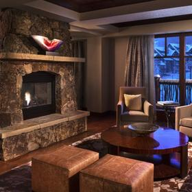 The Ritz-Carlton, Bachelor Gulch Living Area