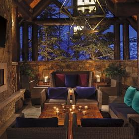 The Ritz-Carlton, Bachelor Gulch Lounge