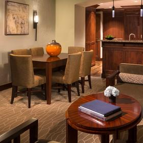 The Ritz-Carlton, Bachelor Gulch Living and Dining Area