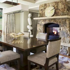 The Ritz-Carlton, Bachelor Gulch Dining Area