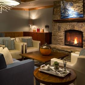 The Ritz-Carlton, Bachelor Gulch Spa Lounge