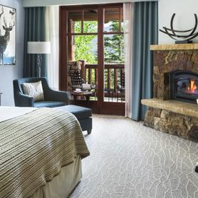 The Ritz-Carlton, Bachelor Gulch Guest Room