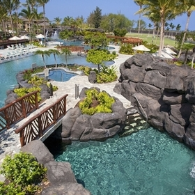Hilton Grand Vacations Club (HGVC) at Waikoloa Beach Resort Pool