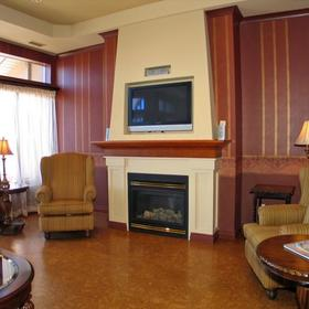 The Royal Private Residence Club Living Area