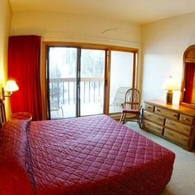 Purgatory Resort Bedroom