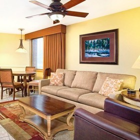 Wyndham Durango Living Area
