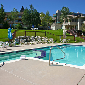 Snowmass Inn Pool