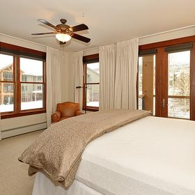 The Residences at Snowmass Club Bedroom