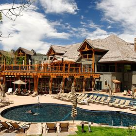 The Residences at Snowmass Club Pool
