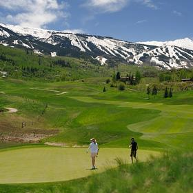 The Residences at Snowmass Club Golf Course
