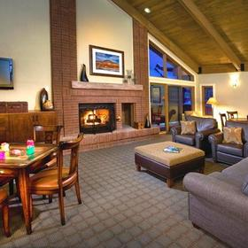 WorldMark Steamboat Springs Resort Lounge