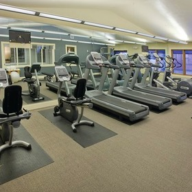 WorldMark Steamboat Springs Resort Fitness Center