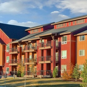 Wyndham Vacation Resorts Steamboat Springs Exterior